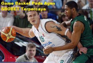 Game Basket Pada Agen SBOBET Terpercaya