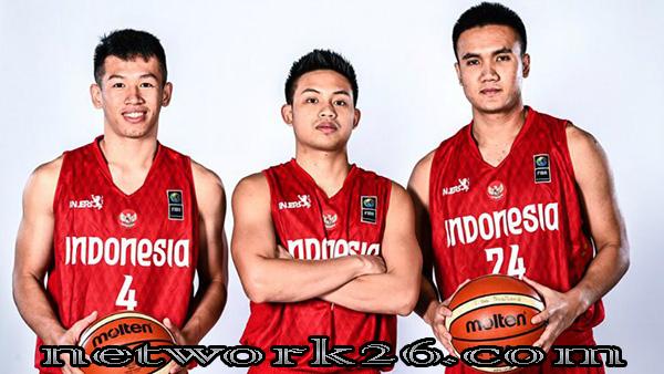 Sejarah Awal Olahraga Basket di Indonesia