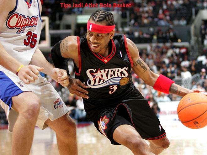 Tips Jadi Atlet Bola Basket