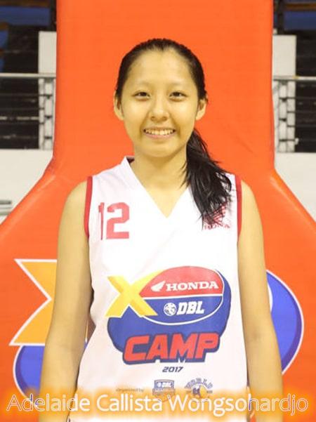 Atlet Basket Putri Terbaik Indonesia