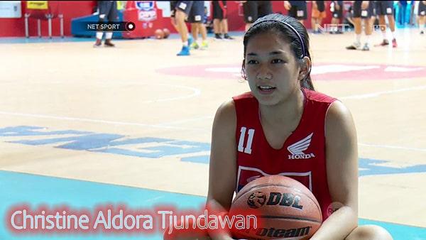 Christine Aldora Tjundawan
