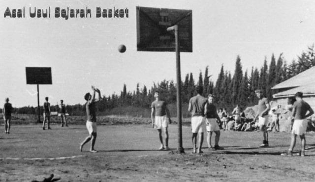 Sejarah Basket Dan Penemunya